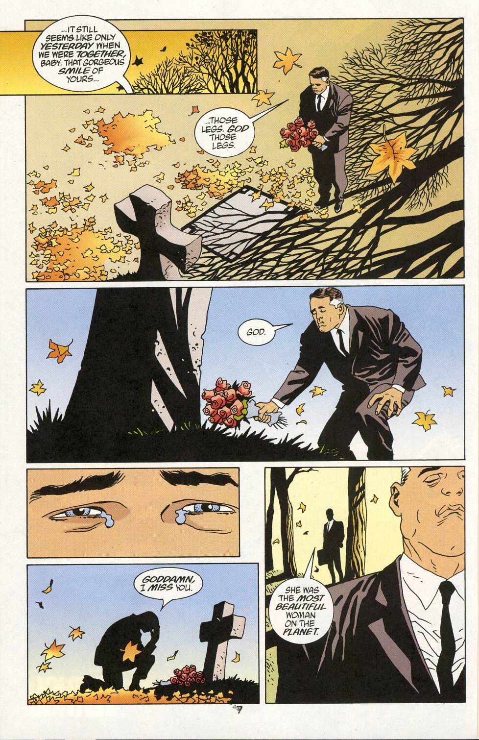 Read online 100 Bullets comic -  Issue #27 - 9
