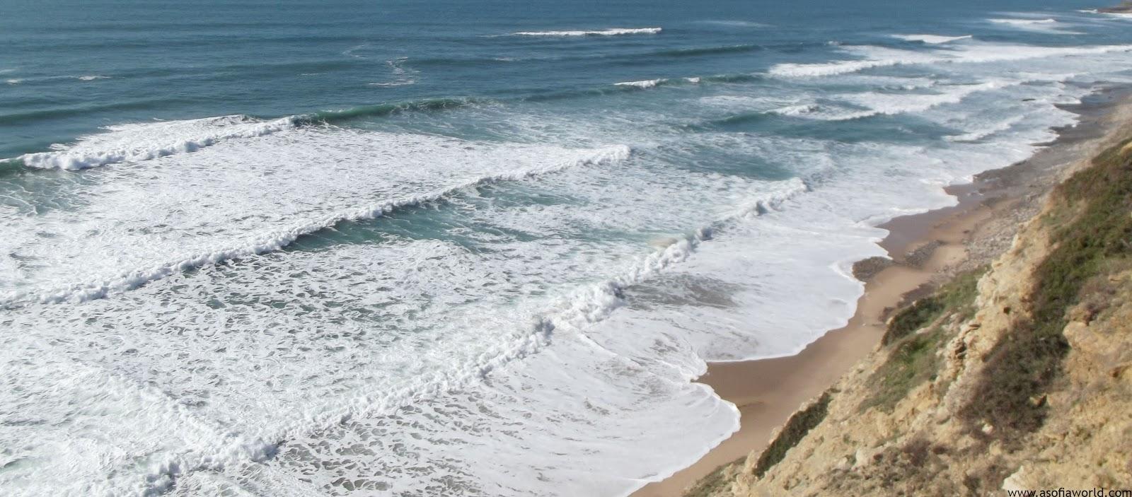 Praia da Aguda, Sintra