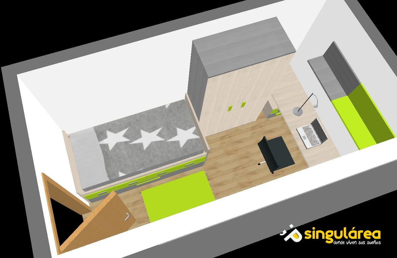 Blog Dormitorios Juveniles Valencia Para Qu Sirve Un Proyecto  ~ Dormitorios Infantiles A Medida