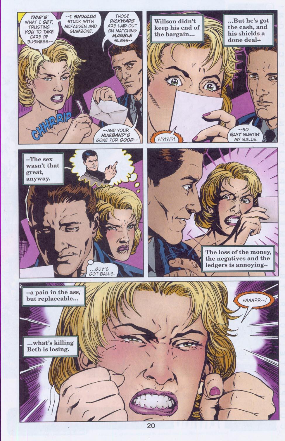 Read online American Century comic -  Issue #21 - 20
