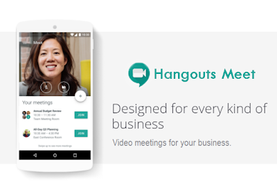 Hangouts Meet V1.5 APK Update With G Suite Support: Download Now