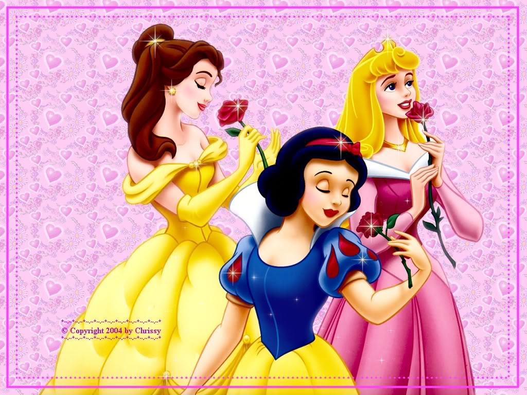 Wallpaper Blog Disney Princess Wallpapers
