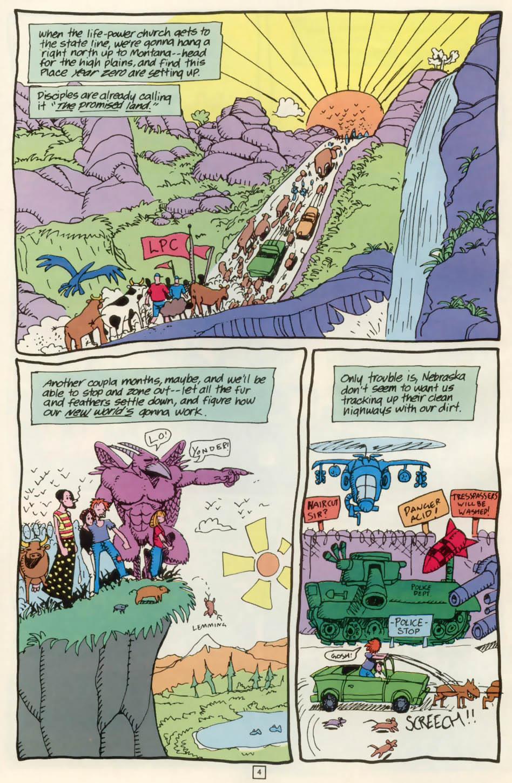 Read online Animal Man (1988) comic -  Issue #76 - 5