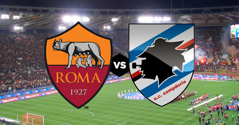 Dove Vedere ROMA-SAMPDORIA Streaming Video