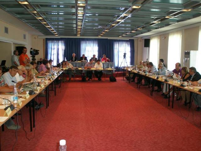 Συνεδρίαση του Περιφερειακού Συμβουλίου Πελοποννήσου