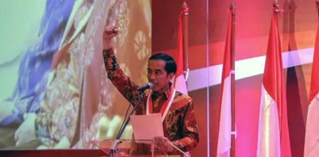 Ekonomi Jeblok, Jokowi Terapkan Politik New Orba