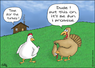 The Best Quote: Funny Thanksgiving Quotes