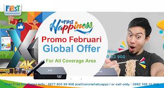FirstMedia Promo Februari 2018