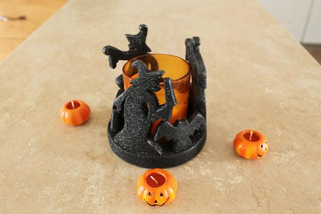 Mes décos d'automne et d'Halloween