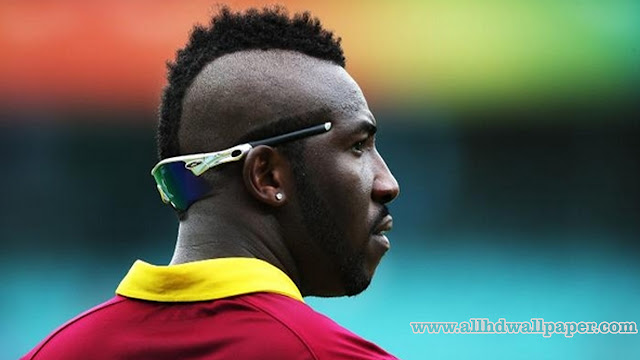 Andre Russell Stock Photos