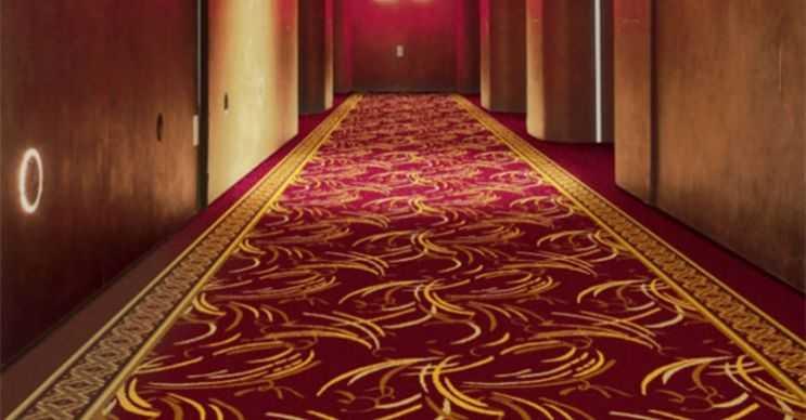 Otel halısı temiz değilse odaları da aynı derecede bakımsız ve pistir.