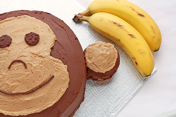 Smitten Kitchens chocolate peanut butter cake and baking with natural peanut butter  Kitchen