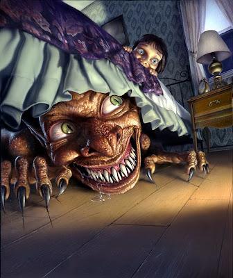 8a5c223db El mounstruo debajo de mi cama - Paranormal en Taringa!