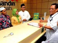 383 Calon Jemaah Haji Kabupaten OKU Lunasi BPIH