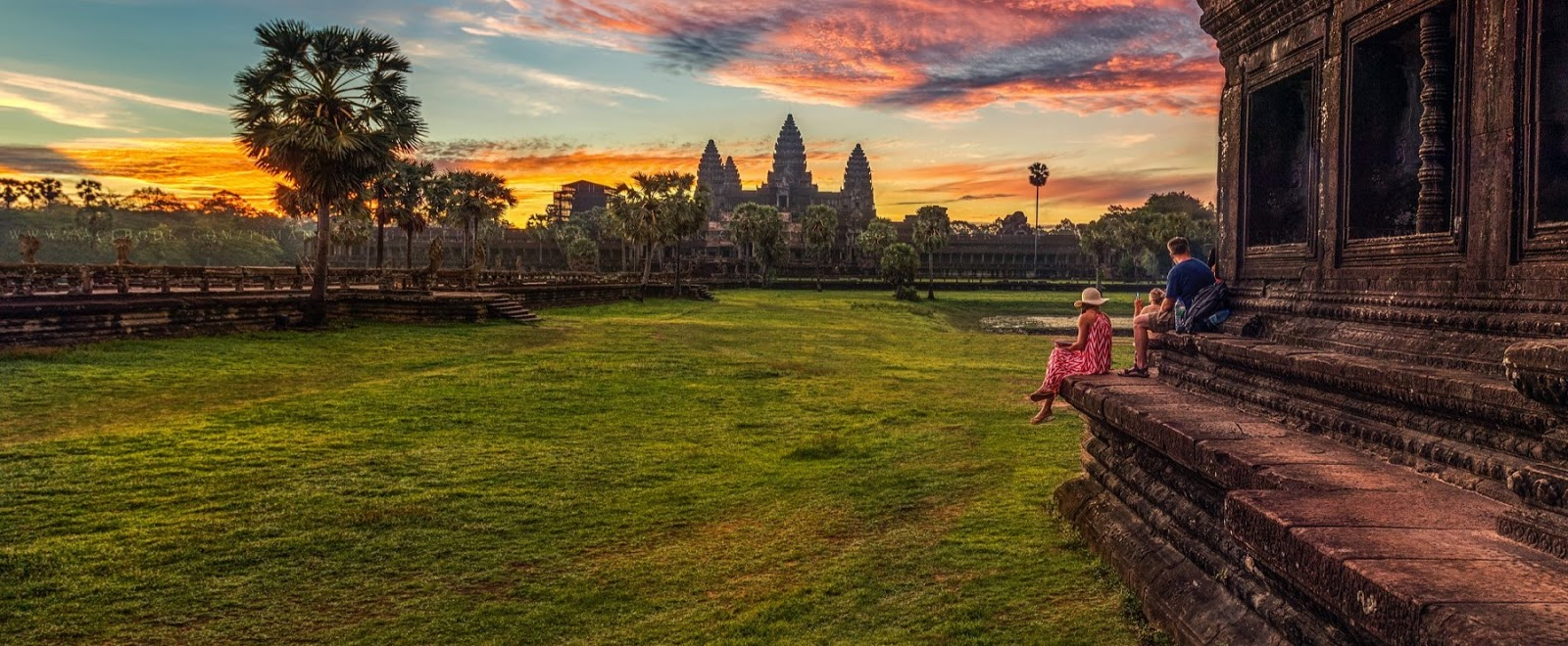 5 reasons to visit Angkor Wat temples in Cambodia
