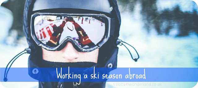 working a ski season abroad