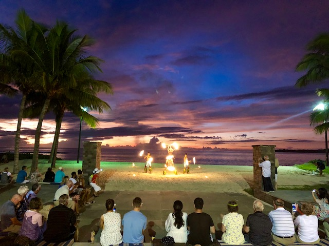 InterContinental Fiji Entertainment