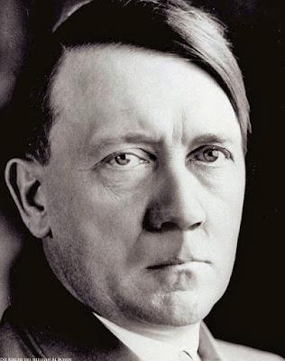 Hitler ohne Bart - witzige Diktator Bilder zum lachen