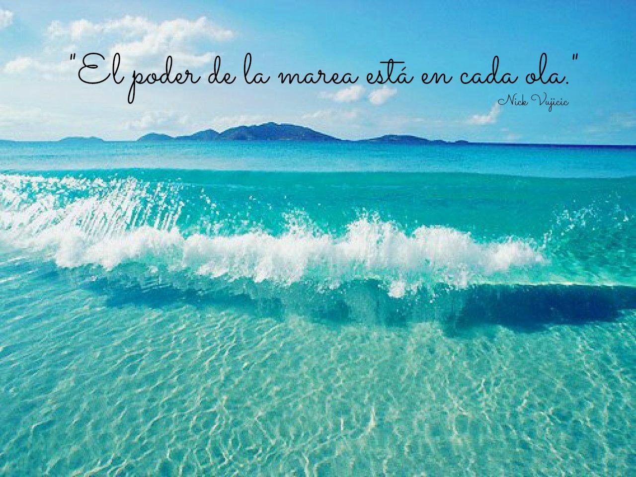 Imágenes Con Frases De Verano Y Playa