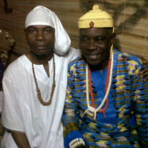 LEKAN WITH EDDIE UGBOMA