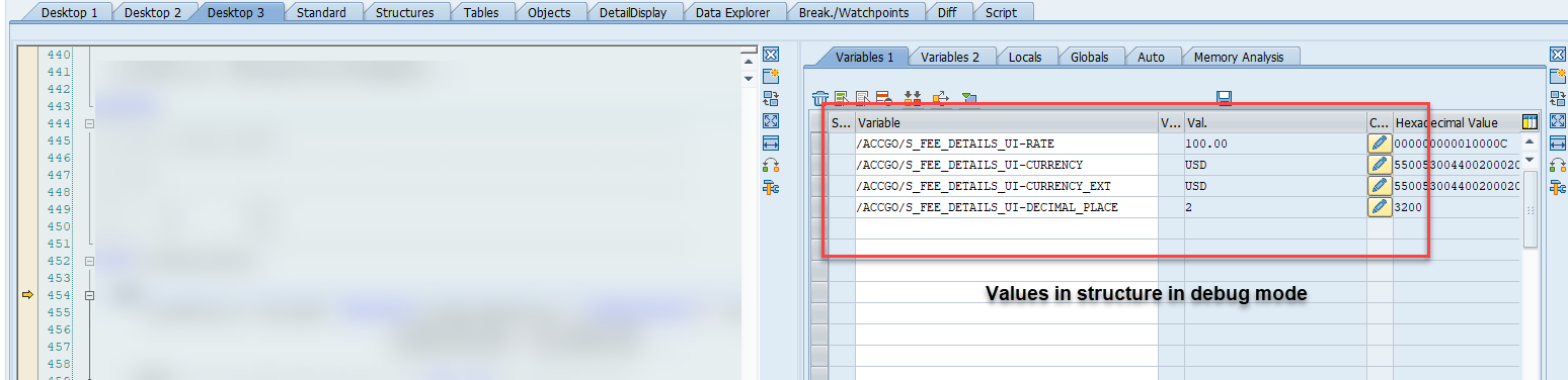 Sap Abap Central Dynamic Handling Of Decimal Places For