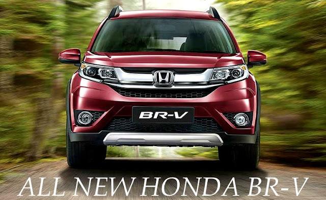 SUV Crossover Baru Honda BR-V 2017