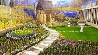 rumah 4 musim taman botani shah alam menarik