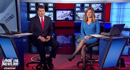 Gregg Jarrett on Fox News Channel