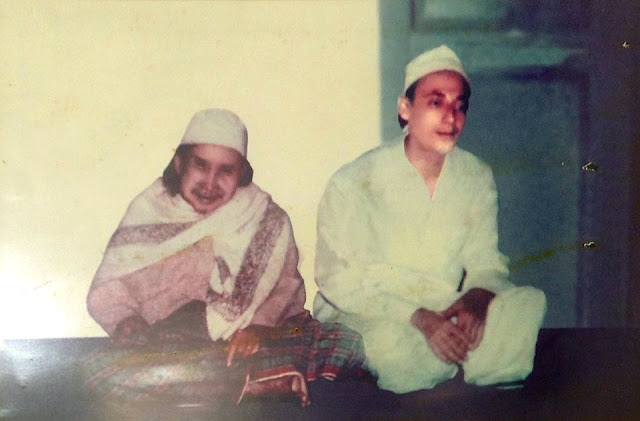 Image result for habib luthfi mbah malik