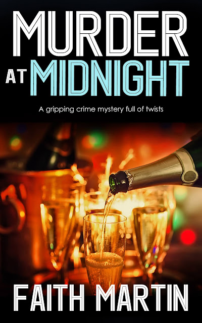 Akamatra: Murder at midnight - Blog tour