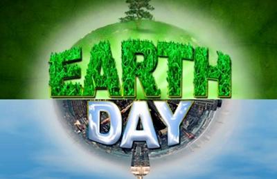 Earth Day 2016 , Tajuk Google Doodle Hari Ini , Lalu Bagaimana Sejarah Hari Bumi Sedunia ?