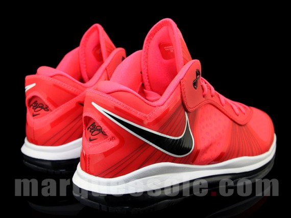 uk availability 6e271 2942b Here is a 1st look at the Nike LeBron 8 V 2 Low Sneaker in Bright Mango. I  like these bright colors,perfect for the summer.Peep a ton of photos after  the ...