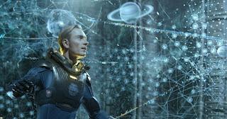 Prometheus Ridley Scott sci-fi