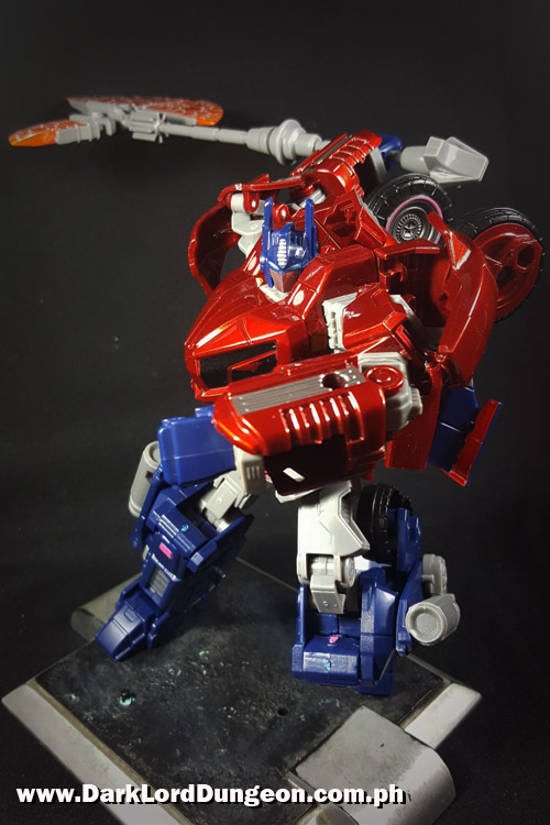 Transformers War for Cybertron Knock-off KO