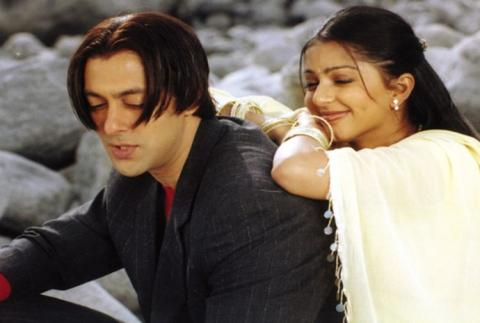 salman khan and Bhumika chawala