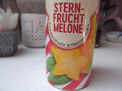 melónový dezodorant