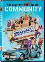 Community: Season 6 (2015) Poster