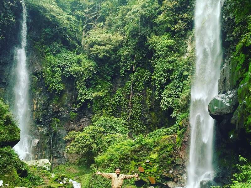 Curug Badak Tempat Wisata di Tasikmalaya Terbaru