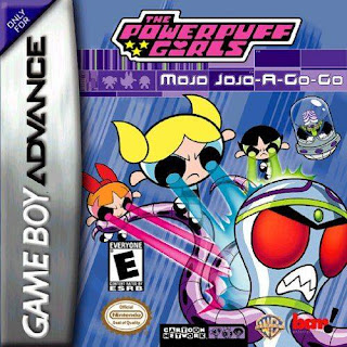 The Powerpuff Girls: Mojo Jojo A-Go-Go ( BR ) [ GBA ]