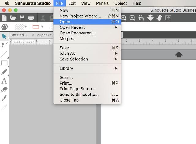 open design silhouette studio, silhouette cameo basics beginner, silhouette cameo beginner tutorial, silhouette cameo beginner tutorails