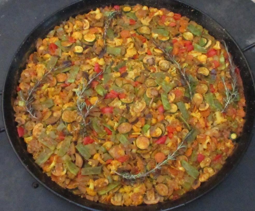 Domingo de paella