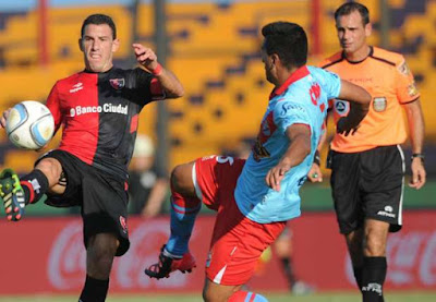 Newell's vs Arsenal de Sarandi