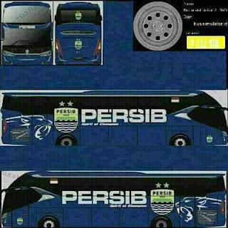Dowmload Livery Bus Persib