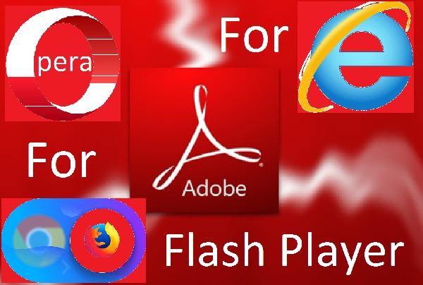 Adobe flash player (chrome, firefox & opera) 32. 0. 0. 114 download.