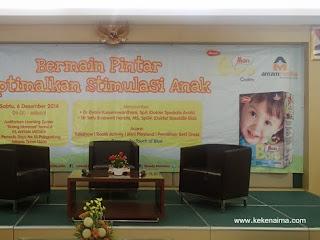 Bermain Pintar Optimalkan Stimulasi Anak