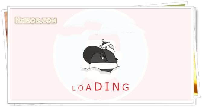 Santa Claus Loading Blog