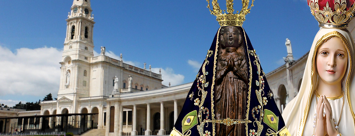 Nossa Senhora Aparecida Nossa Senhora De Fatima: Senhora Nossa