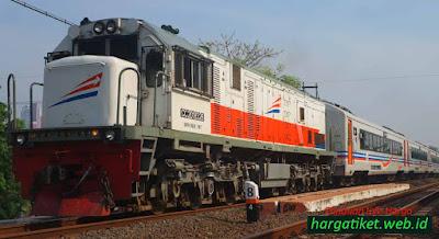 Kereta Api Jakarta Jatibarang Indramayu