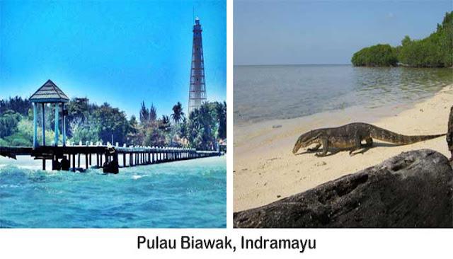 Pulau Biawak Di Indramayu