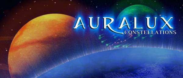 لعبة Auralux Constellations